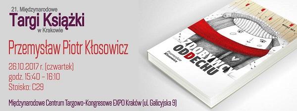 Przemysław Piotr Kłosowicz - Targi Książki.jpg